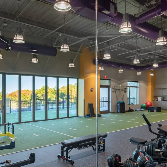 Novant Health - Gym Area