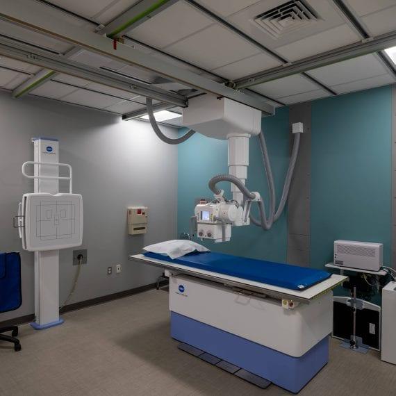 Novant Health - Xray room
